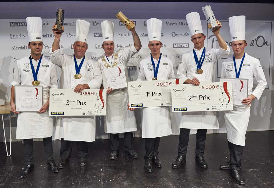 Bocuse d'or France. Appel à candidature